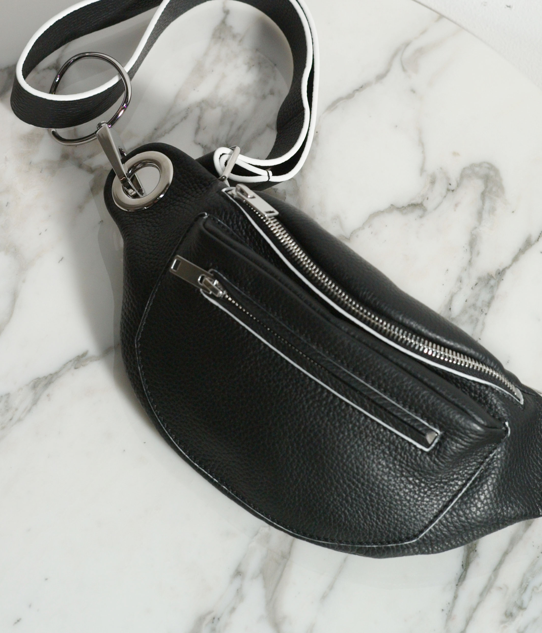 Martès ALTIN - BELT BAG CANARINO