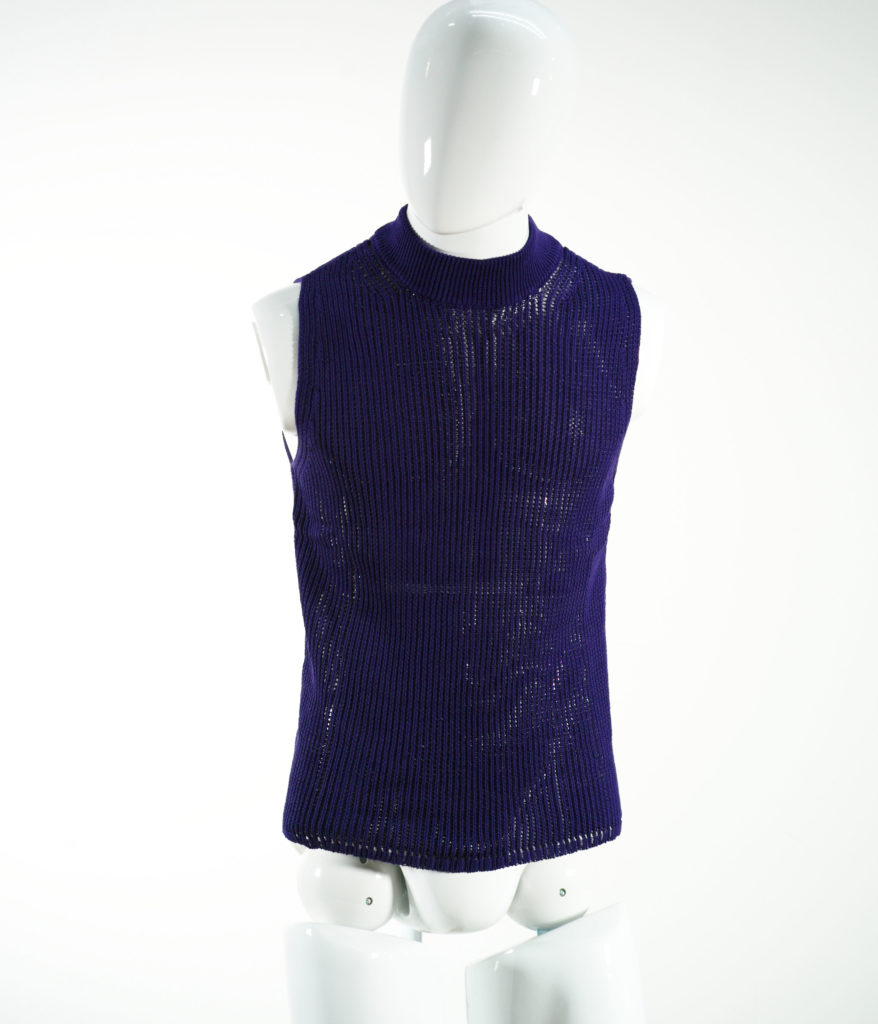 NAMACHEKO HOVAN VEST PURPLE BRIGHT