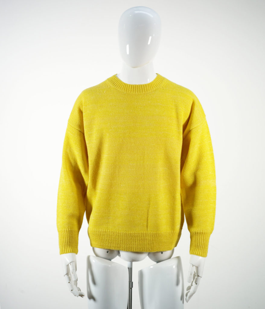 ISABEL MARANT SAMUEL PULLOVER LIGHT YELLOW