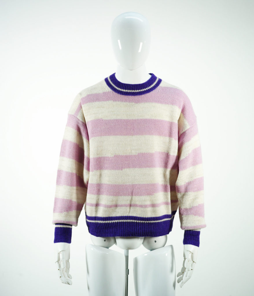 ISABEL MARANT SOLWY PULLOVER LILAC