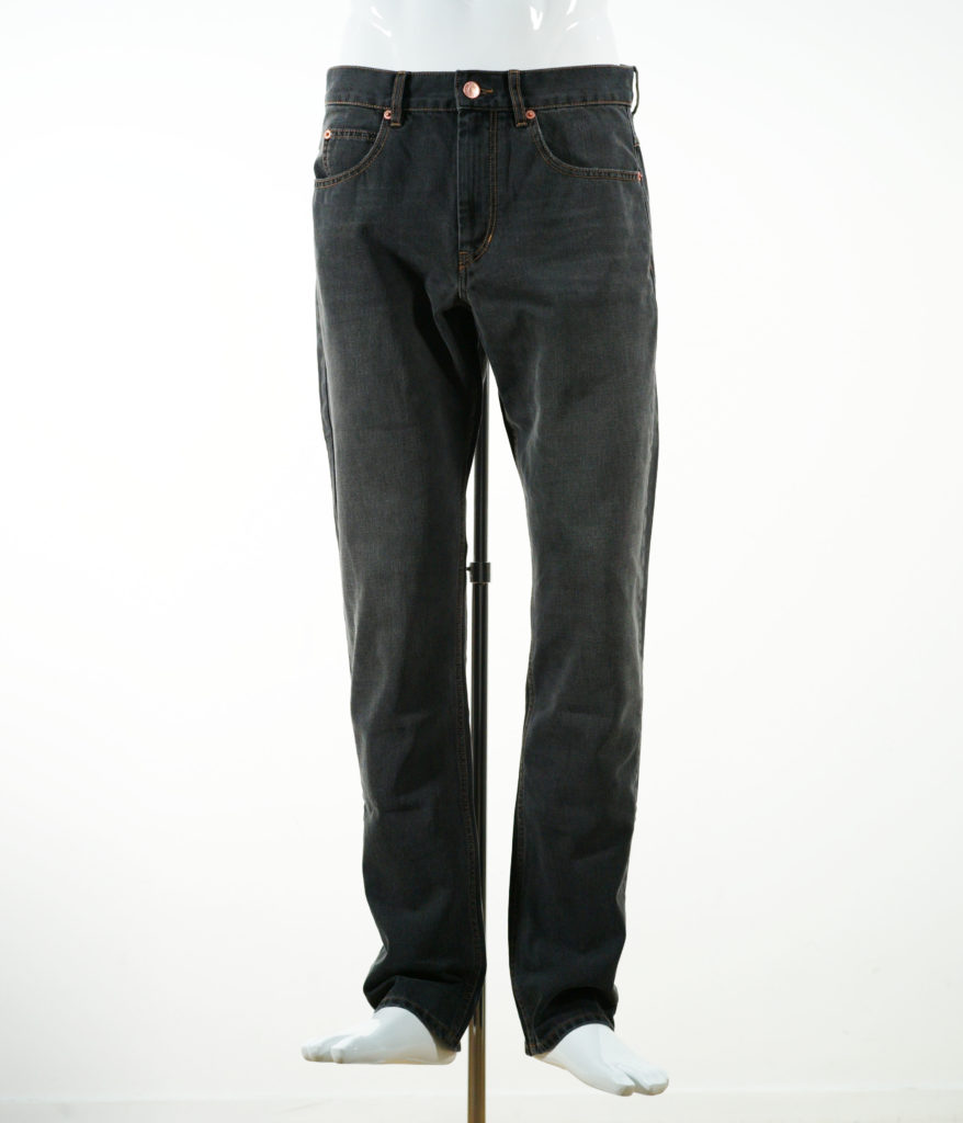 ISABEL MARANT JACK PANTS FADED BLACK