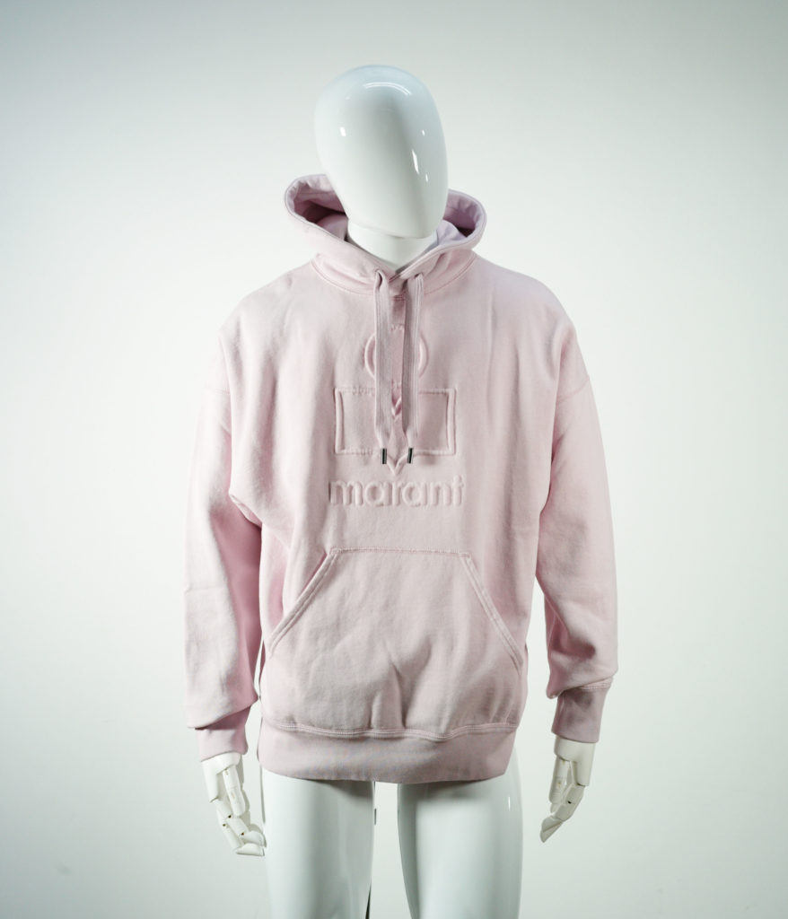 ISABEL MARANT MILEY SWEAT SHIRT LIGHT PINK