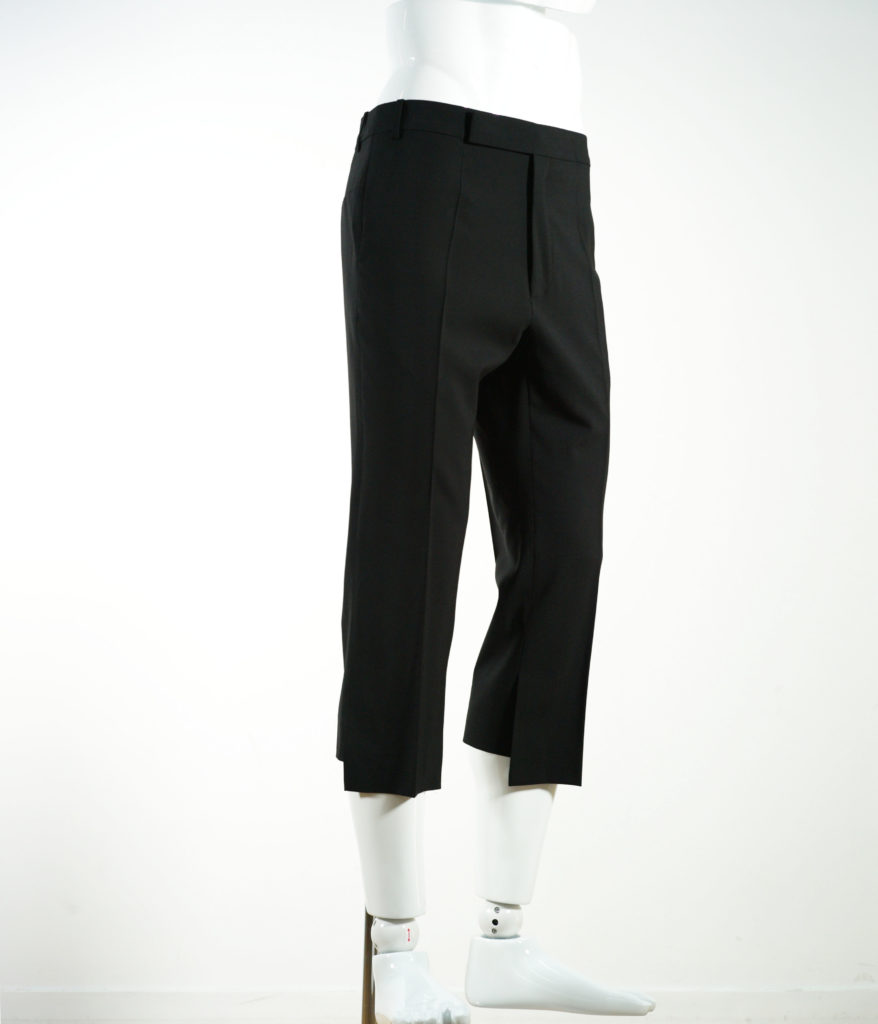 NAMACHEKO TAWAGOZI TROUSERS BLACK