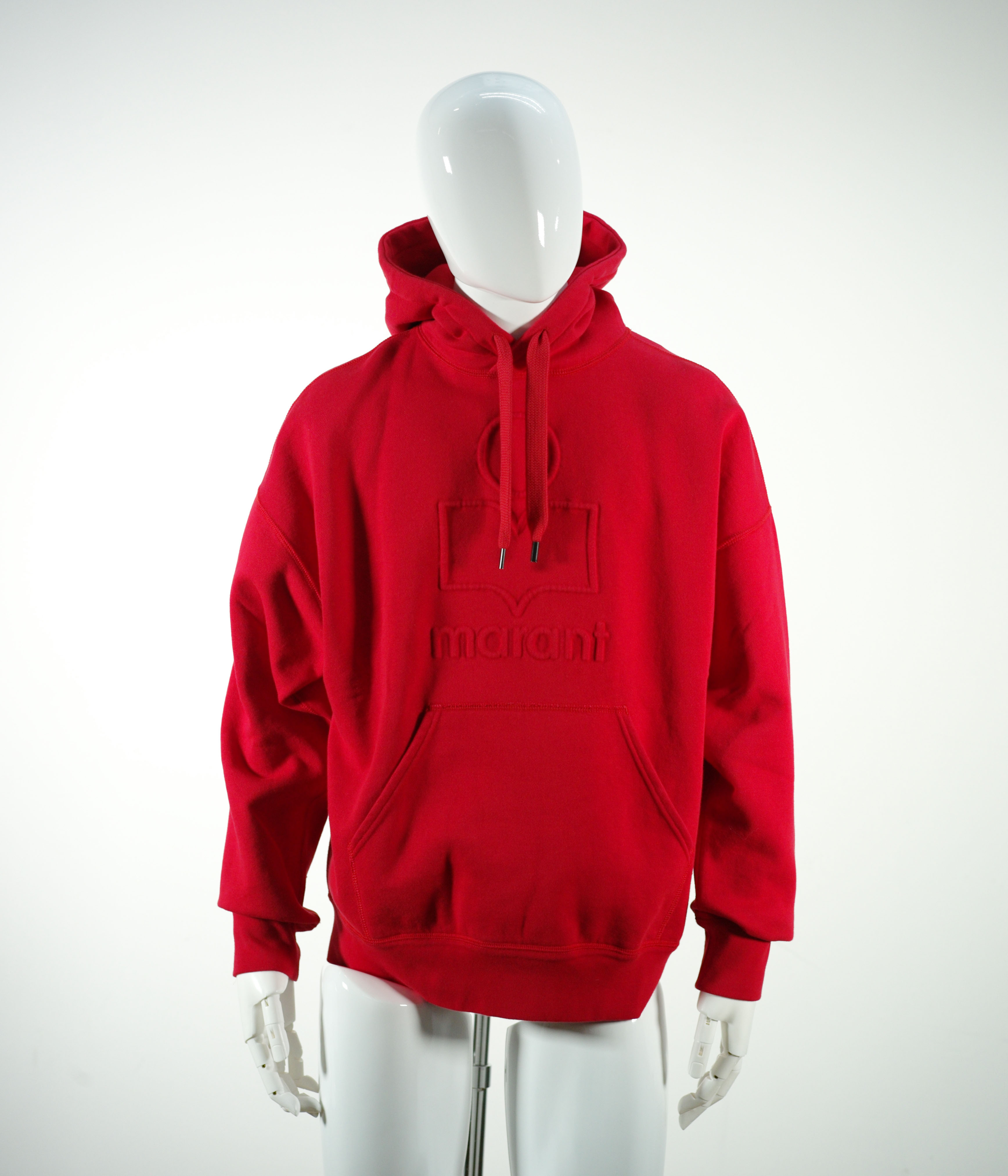 ISABEL MARANT MILEY SWEAT SHIRT RED