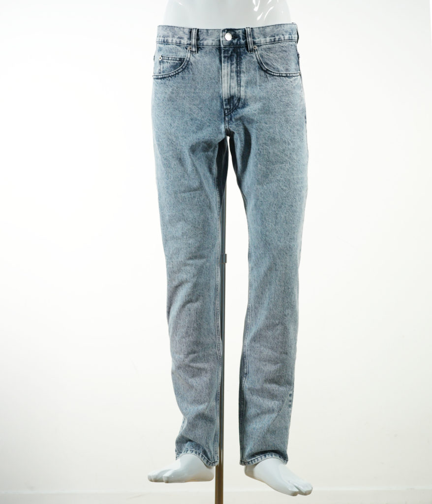 ISABEL MARANT JACK PANTS SNOW BLUE