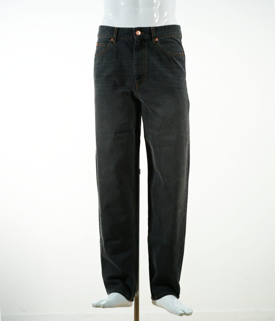 ISABEL MARANT LARSON PANTS FADED BLACK