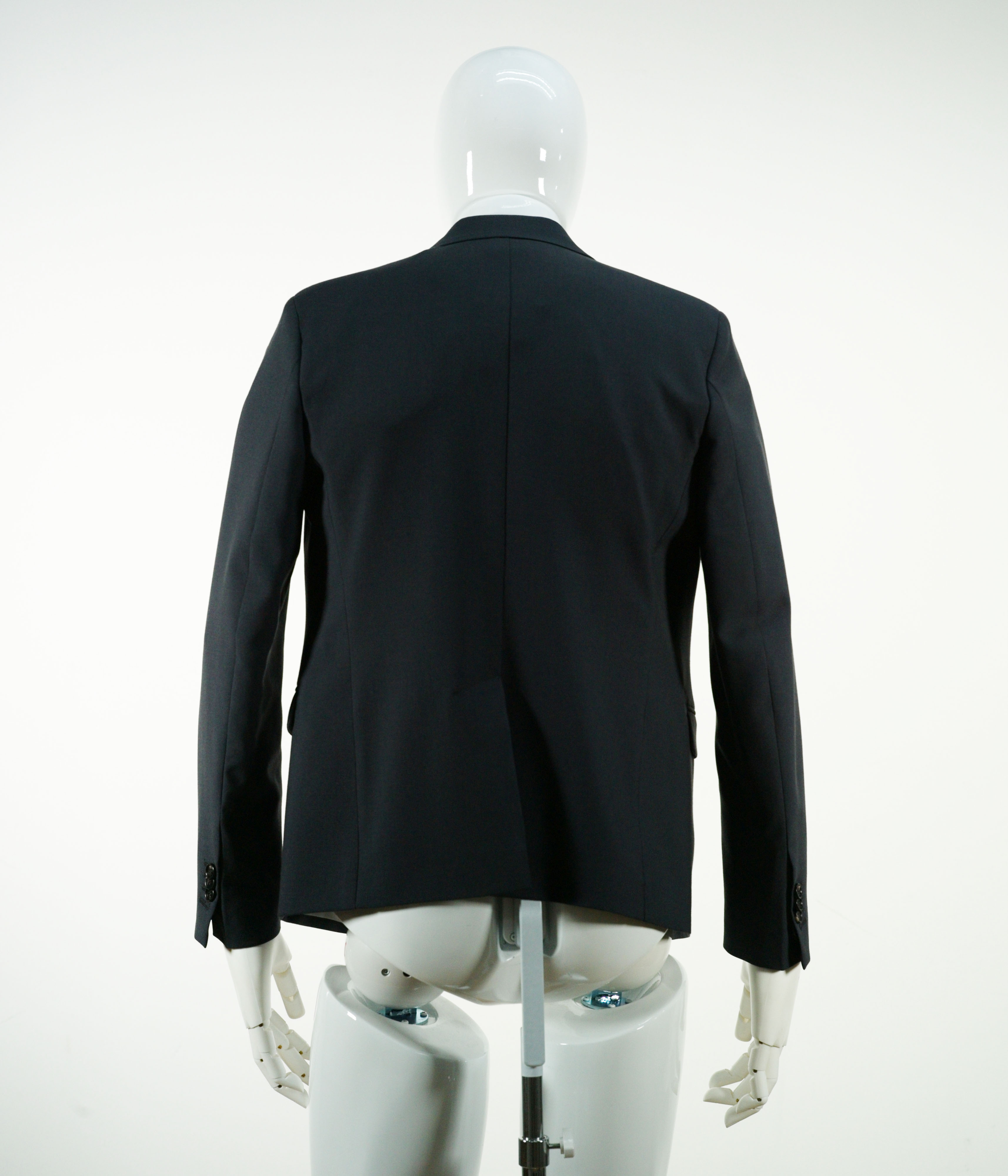 MARNI JACKET TROPICAL WOOL ANTHRACITHE