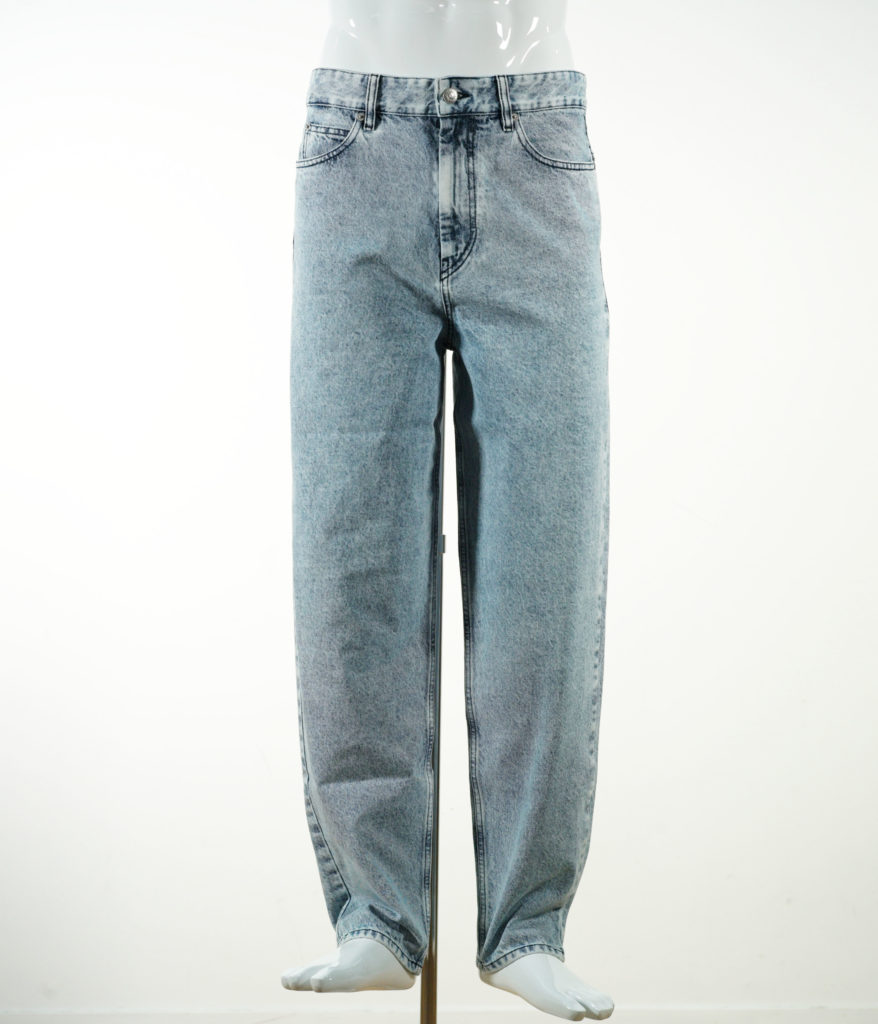 ISABEL MARANT LARSON PANTS FADED SNOW BLUE