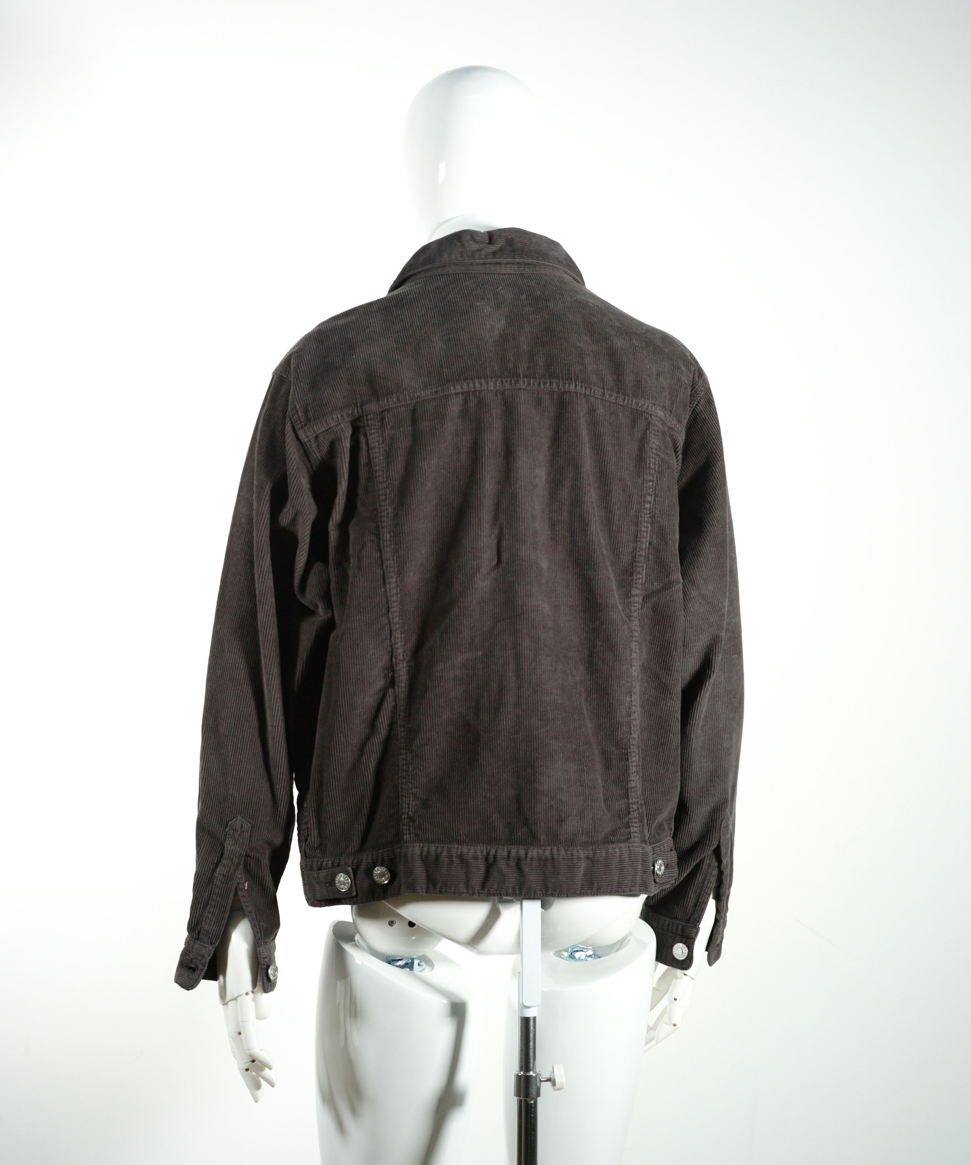 ISABEL MARANT ISCOT JACKET FADED BLACK