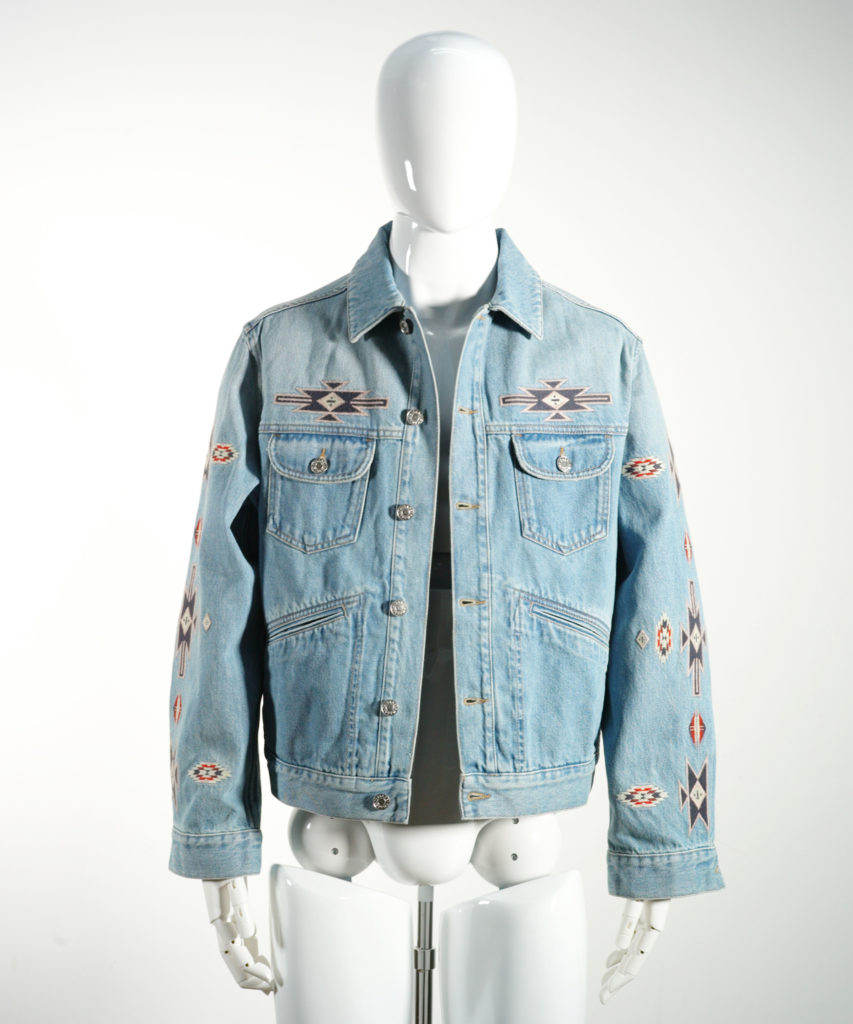 ISABEL MARANT JANGO JACKET BLUE