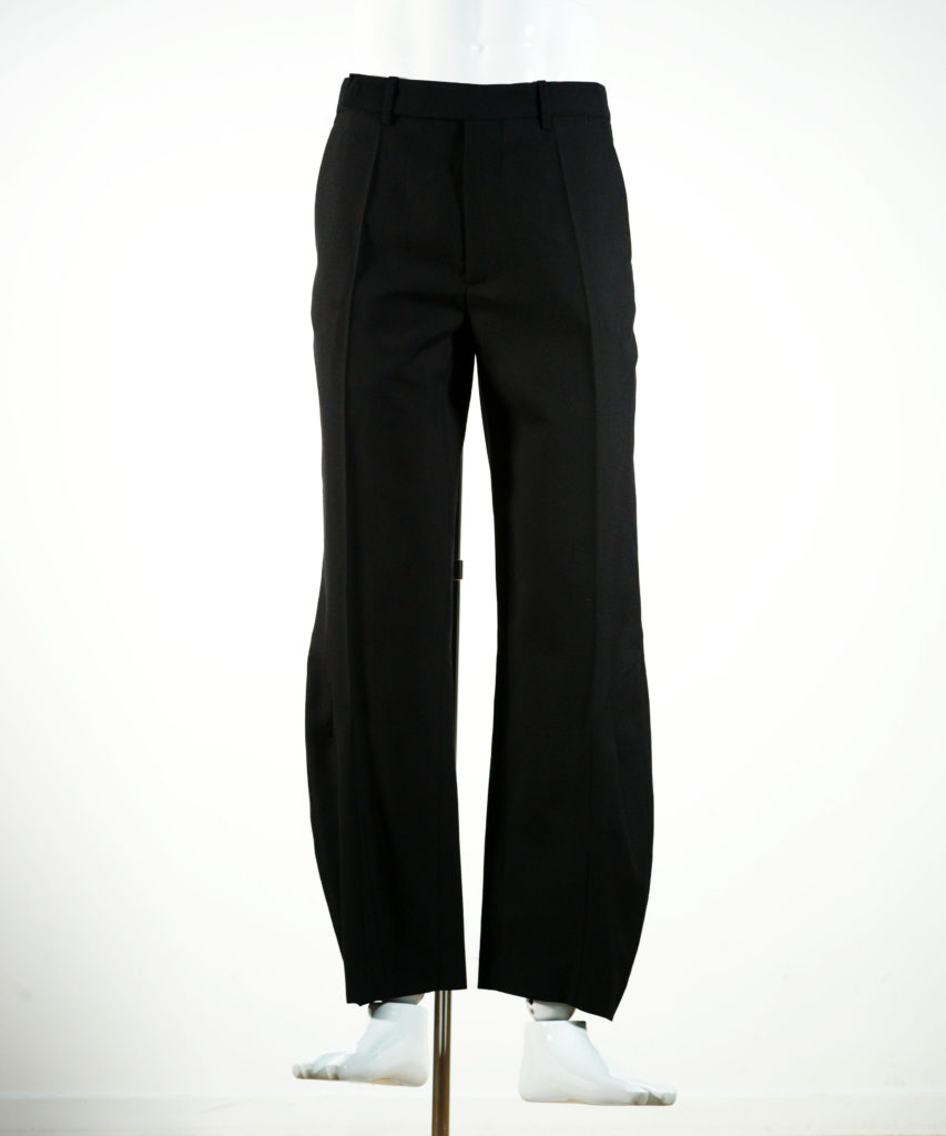 NAMACHEKO BORUJERD TROUSERS BLACK