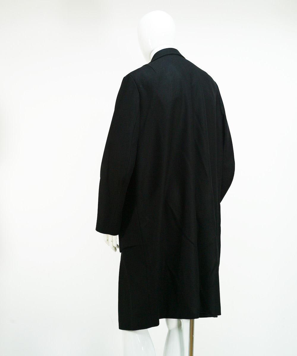 NAMACHEKO BARGEY COAT BLACK