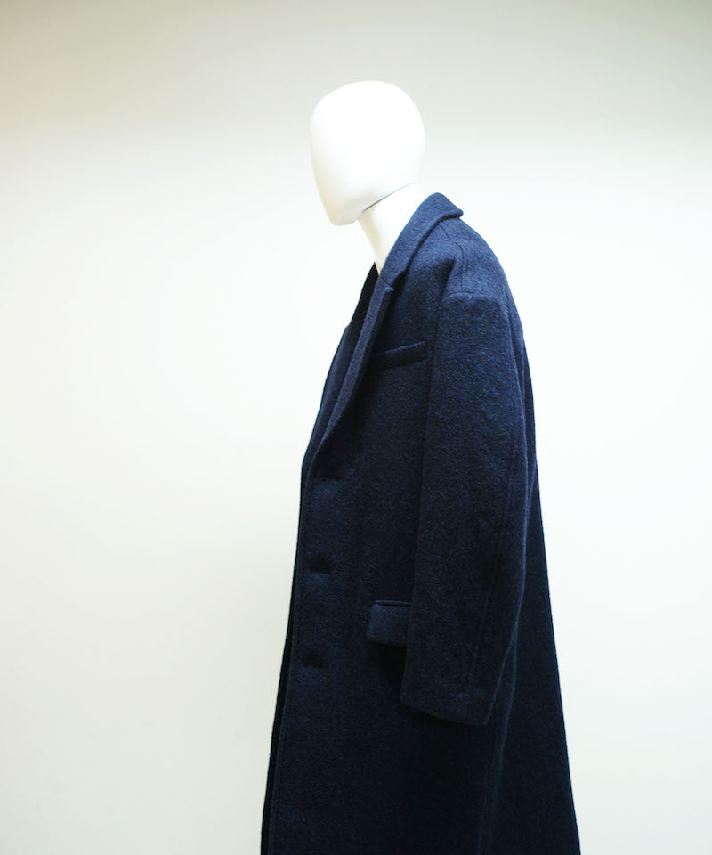 ISABEL MARANT STANTON COAT MIDNIGHT