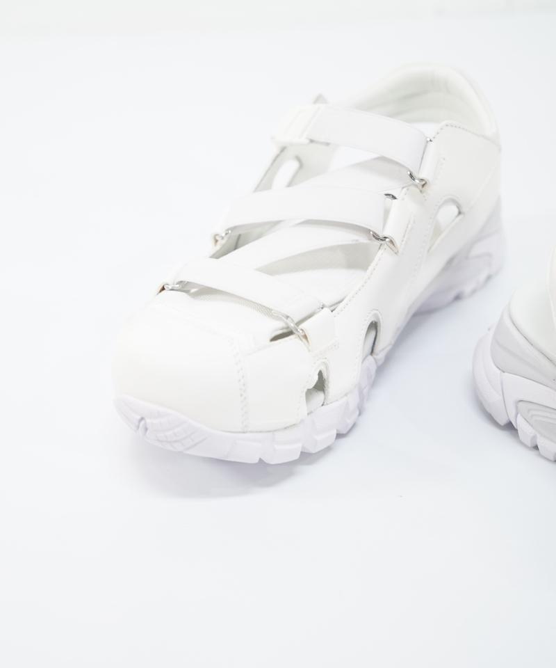 SACHA GAREL M8 WHITE