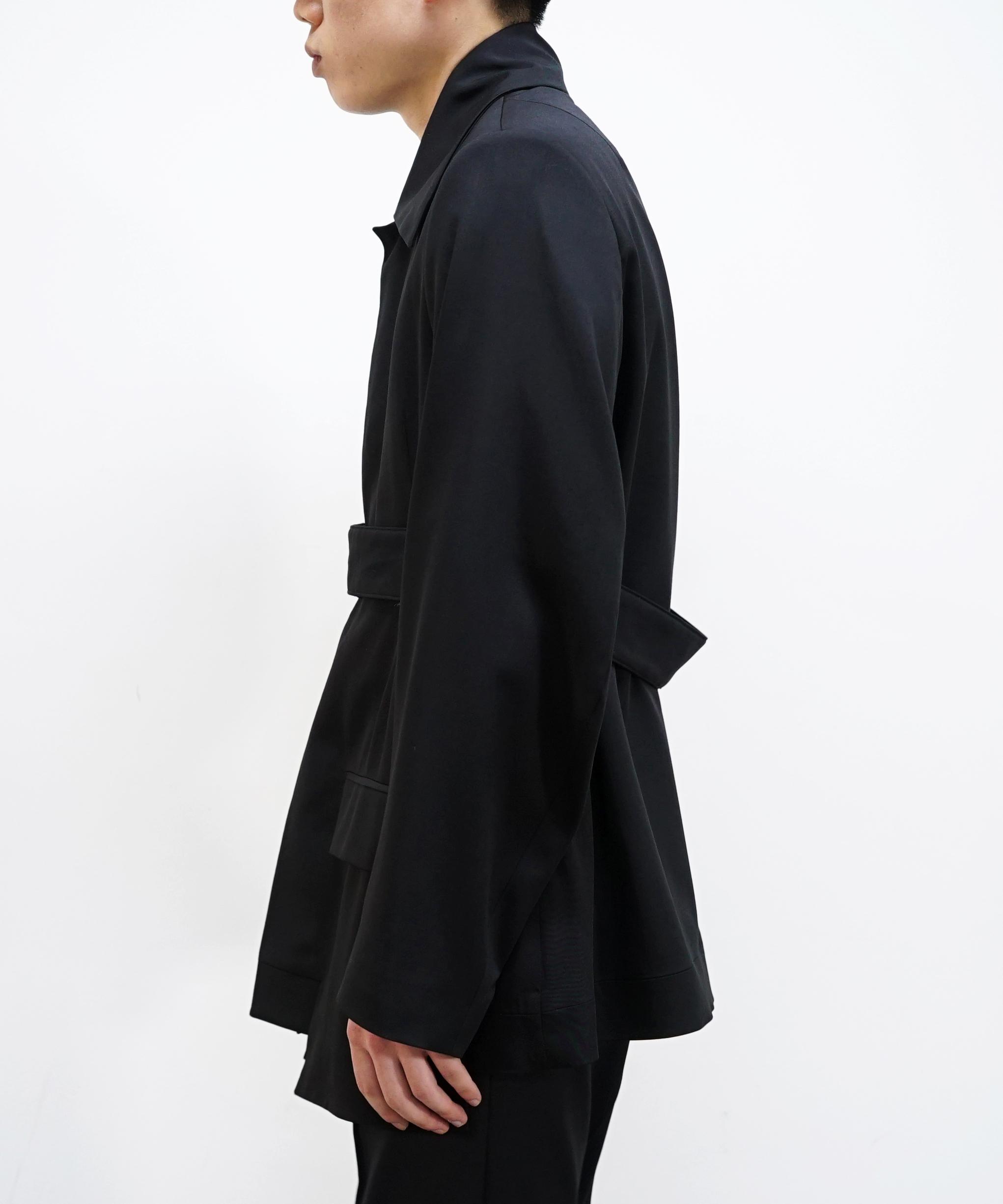 NAMACHEKO OWA JACKET BLACK