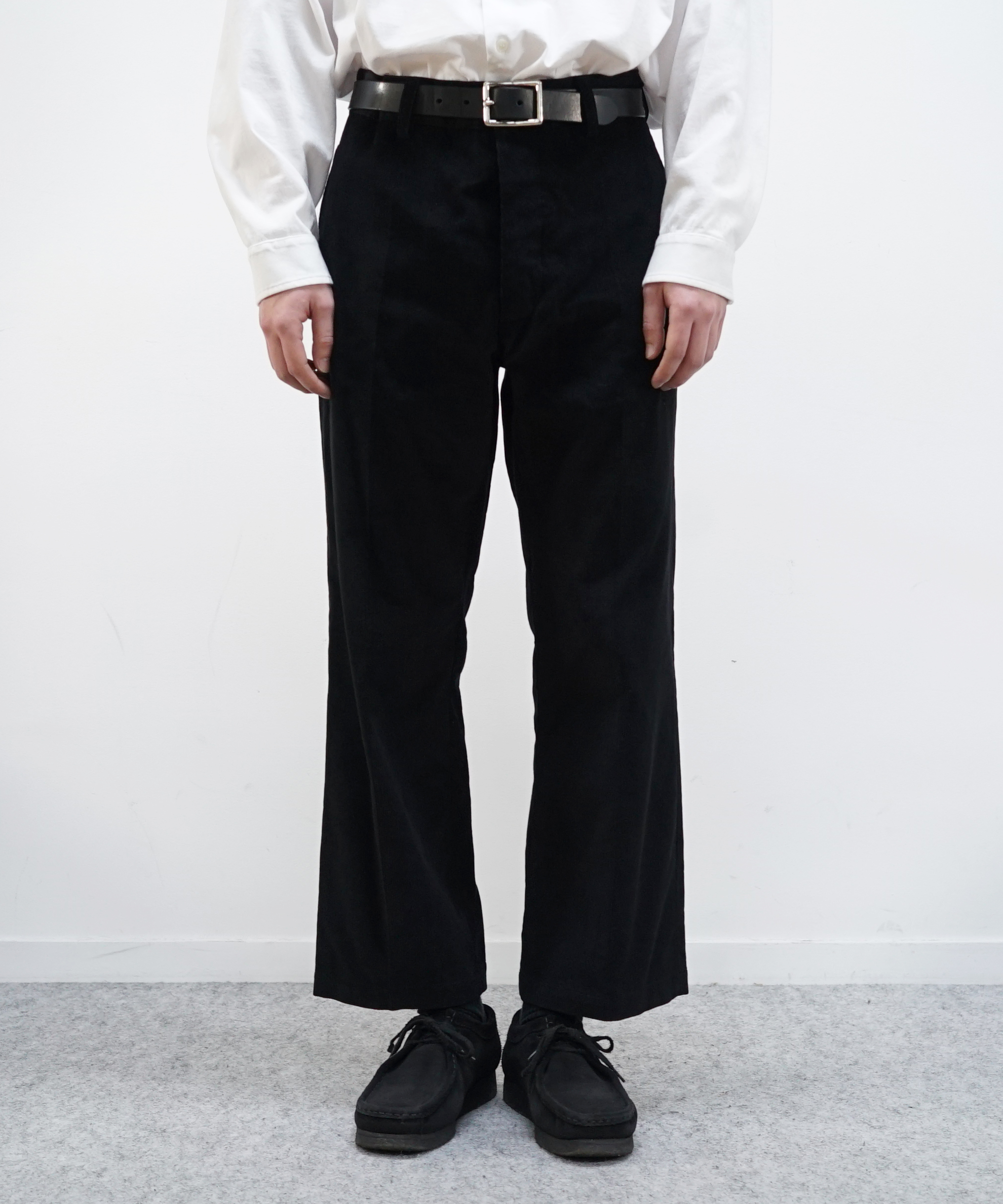 MARNI LIGHT CORDUROY TROUSER